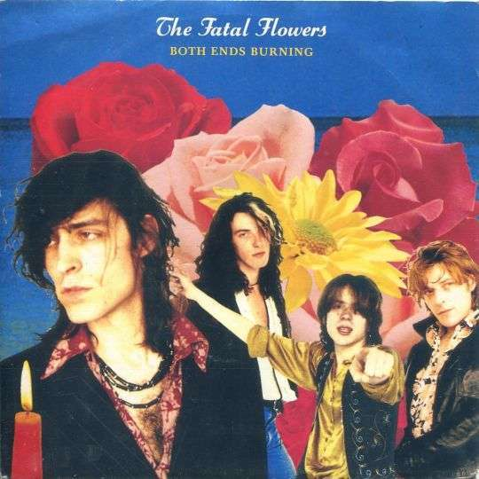 Coverafbeelding Both Ends Burning - The Fatal Flowers