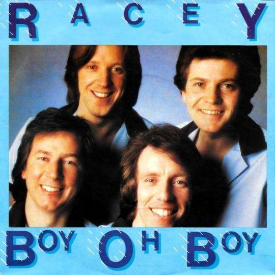 Coverafbeelding Boy Oh Boy - Racey