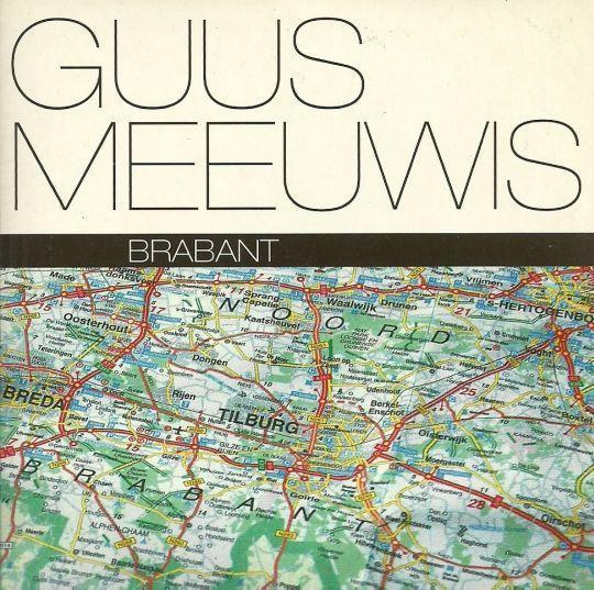 Coverafbeelding Brabant - Guus Meeuwis