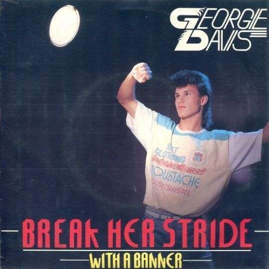 Coverafbeelding Break Her Stride - Georgie Davis
