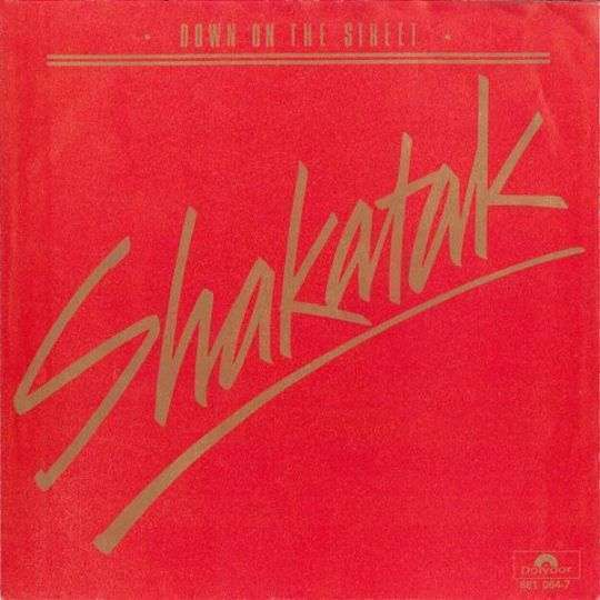 Coverafbeelding Down On The Street - Shakatak