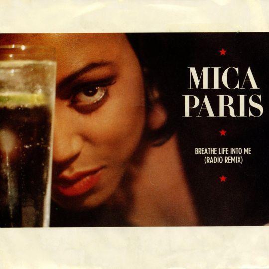 Coverafbeelding Breathe Life Into Me - Mica Paris