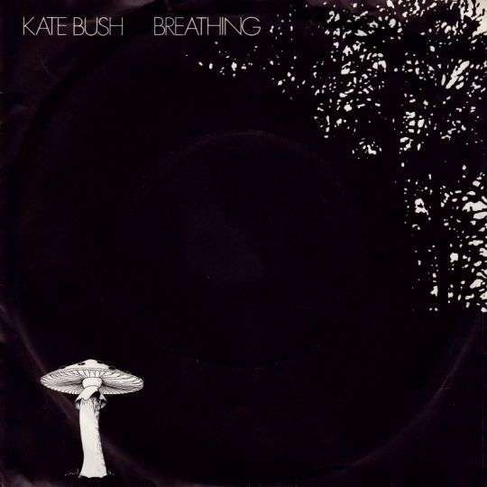 Coverafbeelding Breathing - Kate Bush