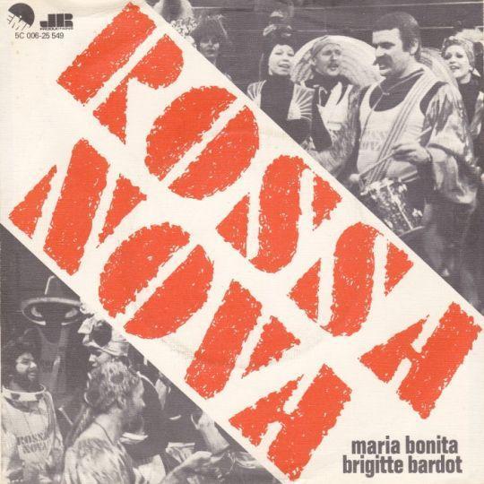 Coverafbeelding Brigitte Bardot - Rossa Nova