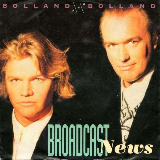 Coverafbeelding Broadcast News - Bolland And Bolland