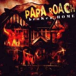 Coverafbeelding Broken Home - Papa Roach
