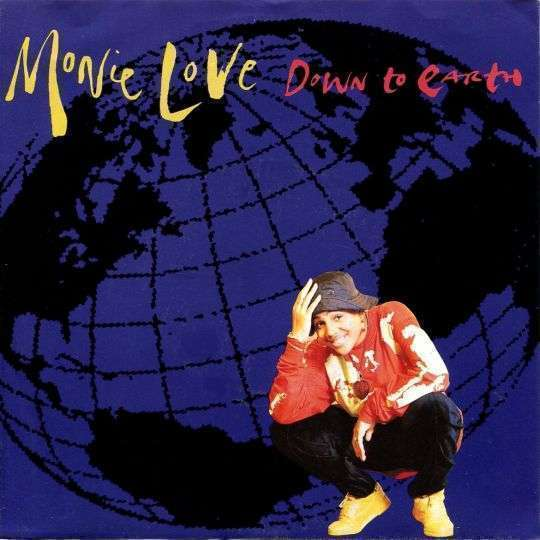 Coverafbeelding Down To Earth - Monie Love