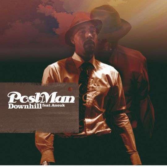Coverafbeelding Downhill - Postman Feat. Anouk