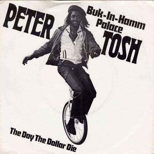 Coverafbeelding Buk-In-Hamm Palace - Peter Tosh