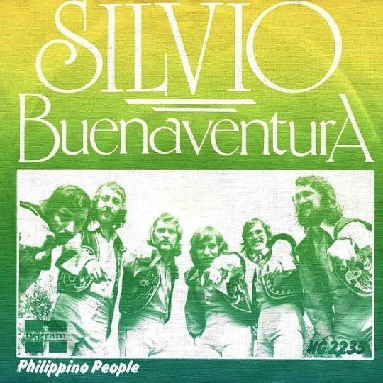 Coverafbeelding Buenaventura - Silvio