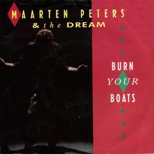 Coverafbeelding Burn Your Boats - Maarten Peters & The Dream