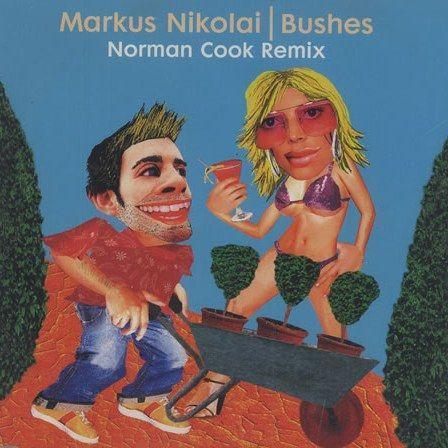 Coverafbeelding Markus Nikolai - Bushes - Norman Cook Remix