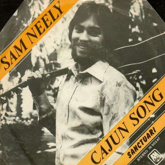 Coverafbeelding Sam Neely - Cajun Song