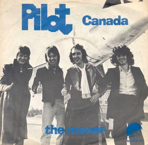 Coverafbeelding Canada - Pilot