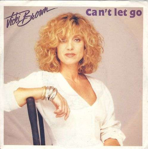 Coverafbeelding Vicki Brown - Can't Let Go