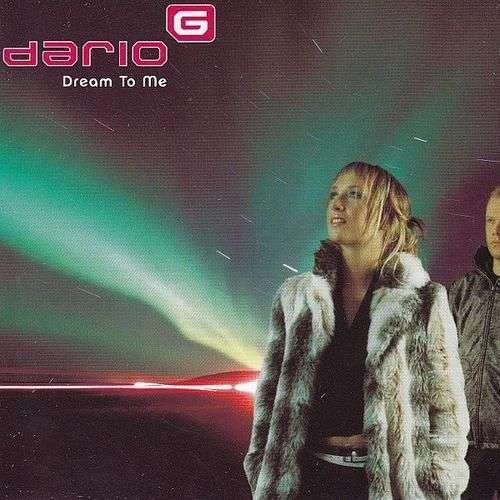 Coverafbeelding Dream To Me - Dario G
