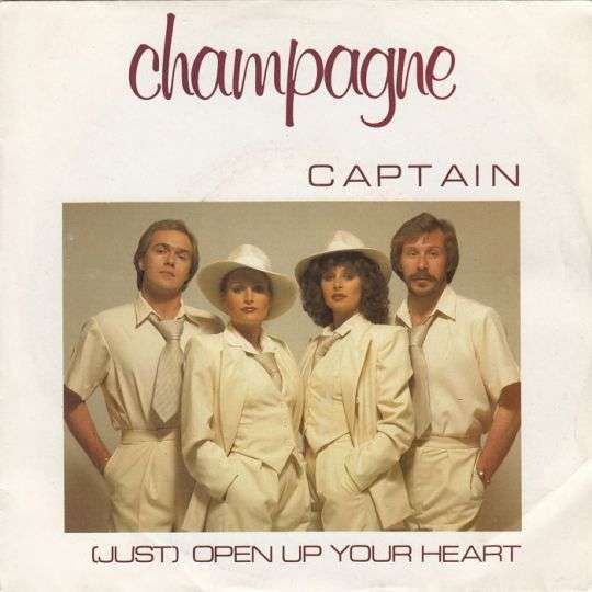 Coverafbeelding Captain - Champagne