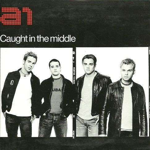 Coverafbeelding Caught In The Middle - A1