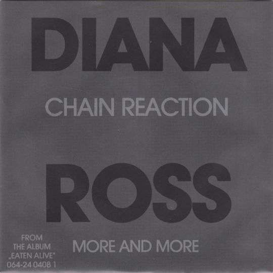 Coverafbeelding Diana Ross - Chain Reaction