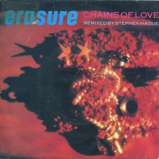 Coverafbeelding Chains Of Love - Erasure