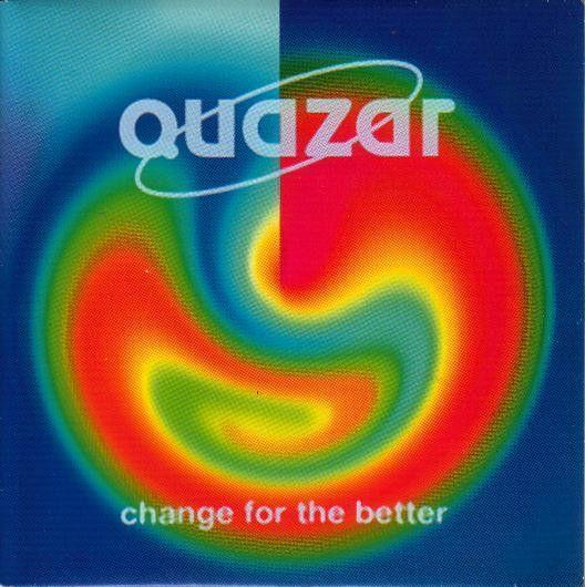 Coverafbeelding Change For The Better - Quazar