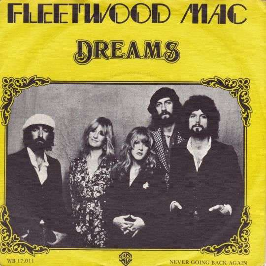 Coverafbeelding Dreams - Fleetwood Mac