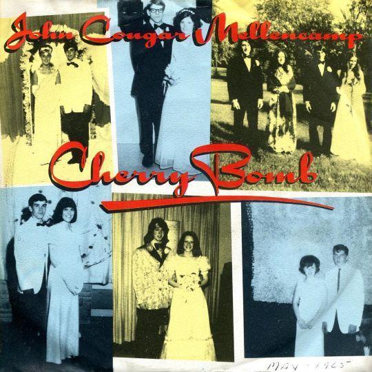 Coverafbeelding John Cougar Mellencamp - Cherry Bomb