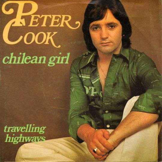 Coverafbeelding Chilean Girl - Peter Cook