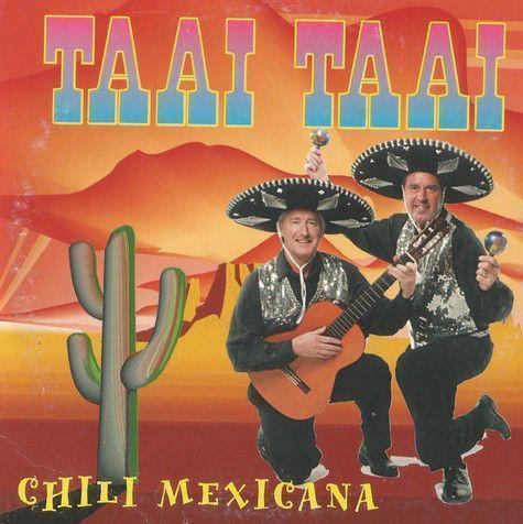 Coverafbeelding Chili Mexicana - Taai Taai