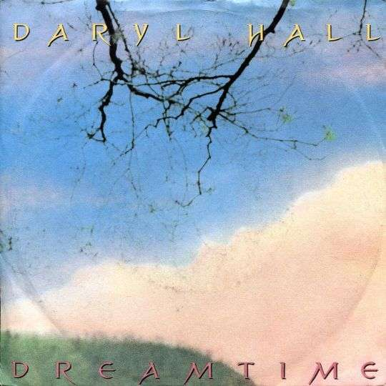 Coverafbeelding Dreamtime - Daryl Hall