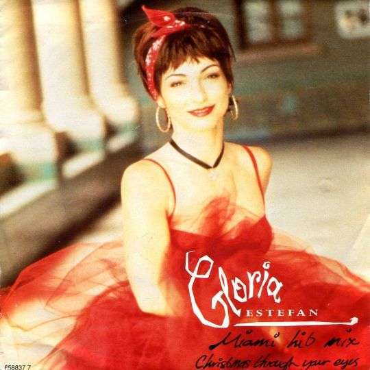 Coverafbeelding Gloria Estefan - Christmas Through Your Eyes// Miami Hit Mix