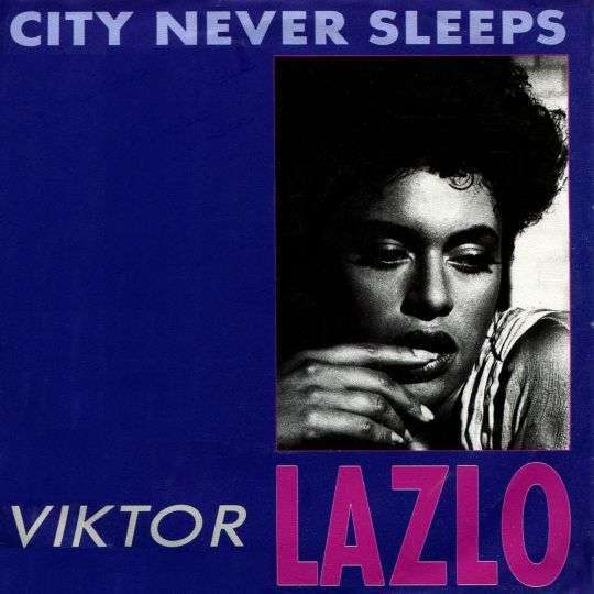 Coverafbeelding City Never Sleeps - Viktor Lazlo