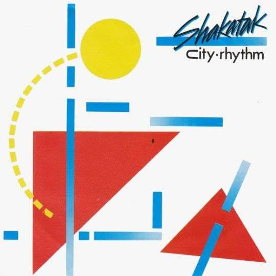 Coverafbeelding City Rhythm - Shakatak