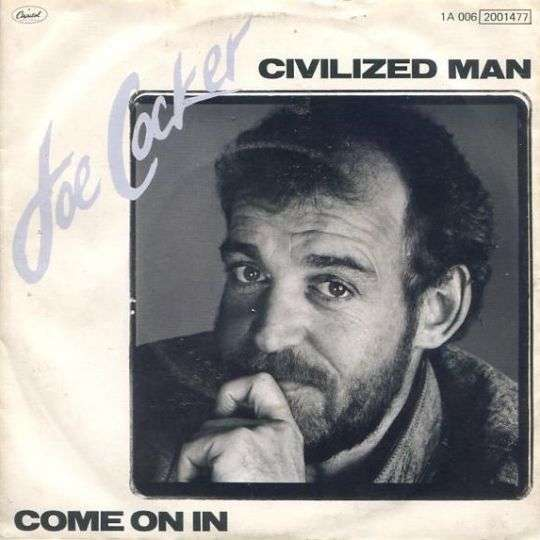 Coverafbeelding Civilized Man - Joe Cocker