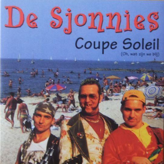 Coverafbeelding Coupe Soleil (Oh, Wat Zijn We Blij) - De Sjonnies