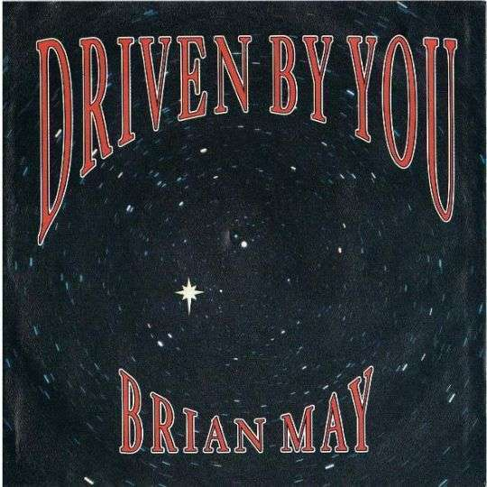 Coverafbeelding Driven By You - Brian May