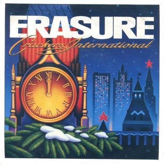 Coverafbeelding Crackers International : Stop! - Erasure