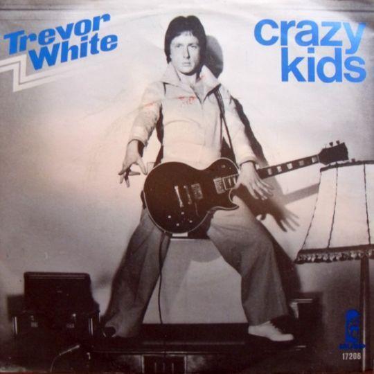 Coverafbeelding Trevor White - Crazy Kids