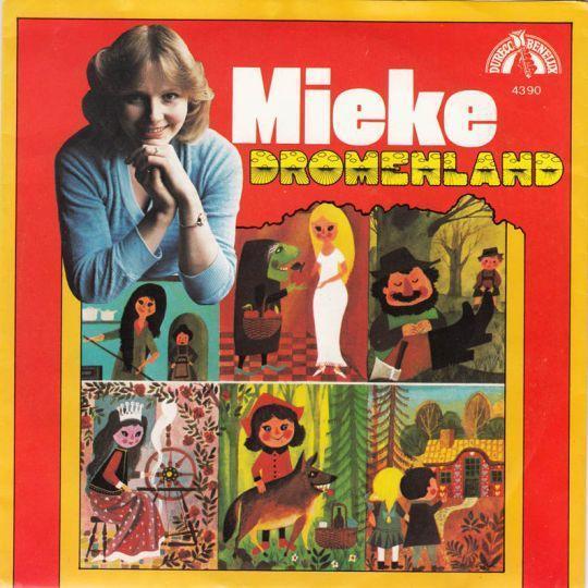 Coverafbeelding Dromenland - Mieke