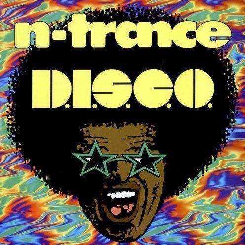 Coverafbeelding N-Trance - D.I.S.C.O.