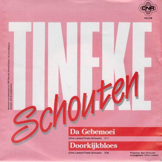 Coverafbeelding Da Gebemoei - Tineke Schouten