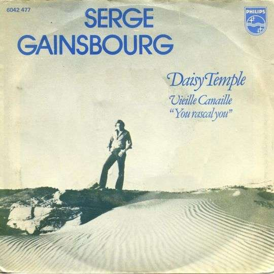 Coverafbeelding Serge Gainsbourg - Daisy Temple
