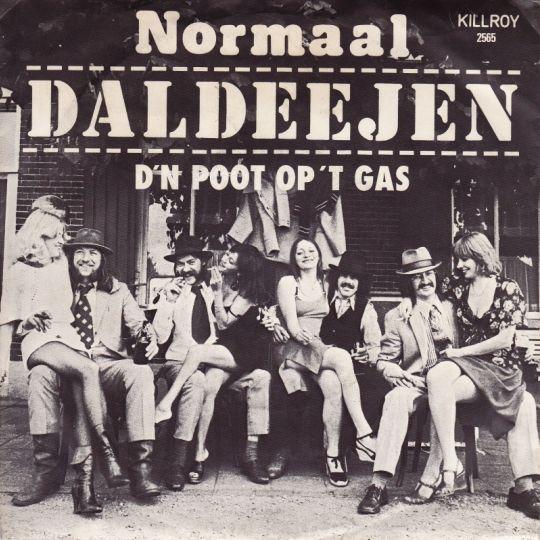 Coverafbeelding Daldeejen - Normaal