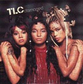 Coverafbeelding Damaged - Tlc