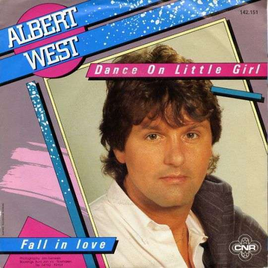 Coverafbeelding Dance On Little Girl - Albert West