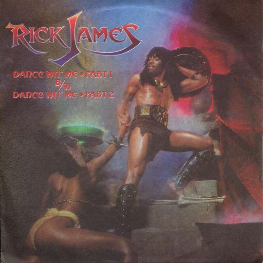 Coverafbeelding Dance Wit' Me - Rick James