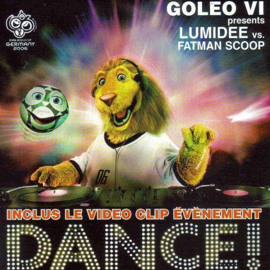 Coverafbeelding Dance! - Goleo Vi Presents Lumidee Vs. Fatman Scoop