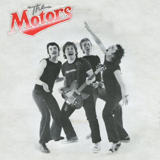 Coverafbeelding Dancing The Night Away - The Motors