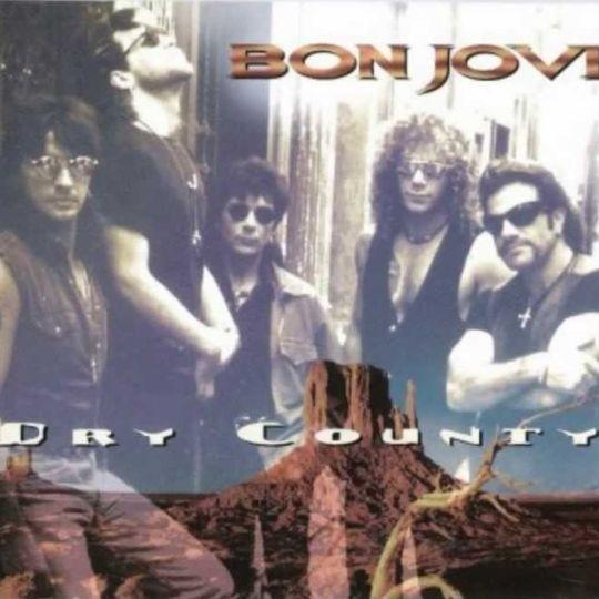 Coverafbeelding Dry County - Bon Jovi