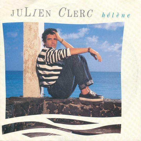 Coverafbeelding Hélène - Julien Clerc